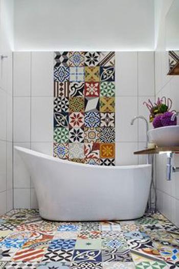 baño piezas hidraúlicas